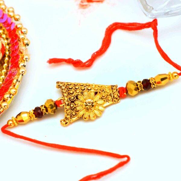 A Designer Rakhi