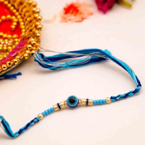 Blue Protection Rakhi