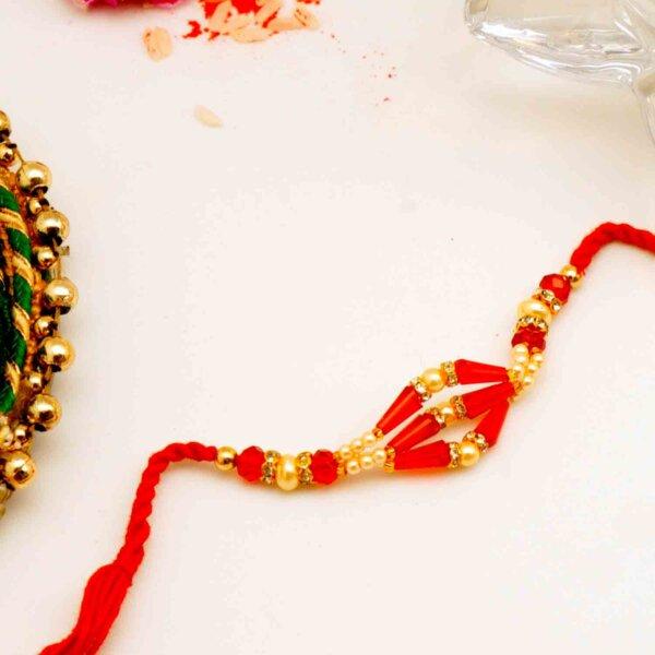 Buy designer rakhi in new york