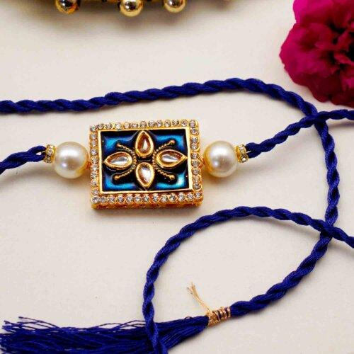 Beaded designer rakhi in USA
