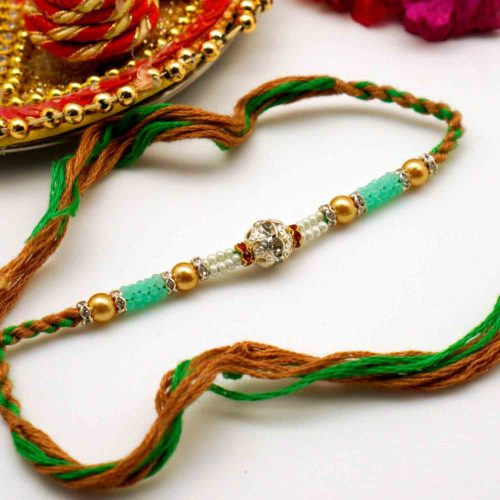 send rakhi to california