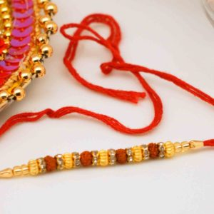 send rakhi to Texas