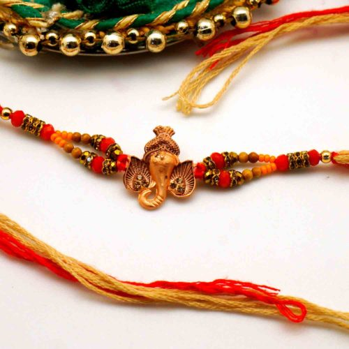 send rakhi to india