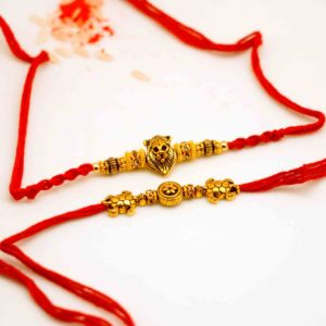 Beaded designer rakhi in USA