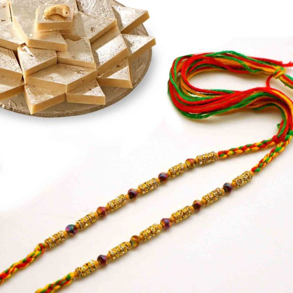 Buy Beaded Kaju Delight in USA