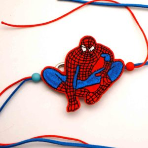 send spiderman rakhi to USA