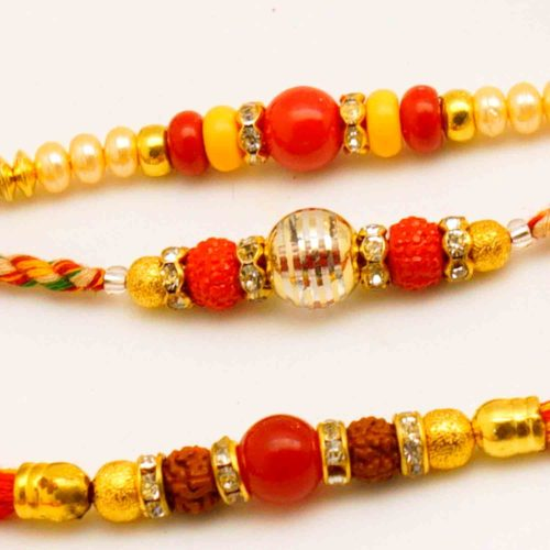 Buy Beaded Rakhi online in USA