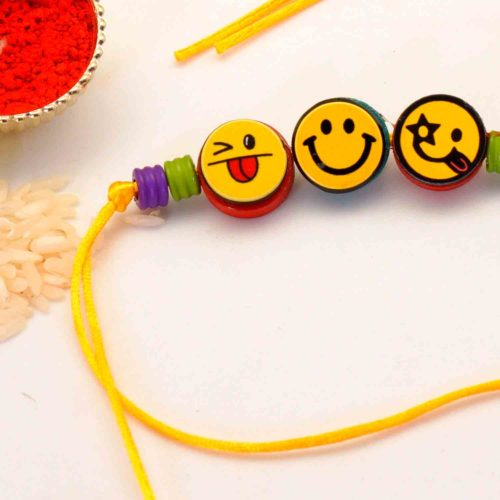 Send emoji rakhi to new york