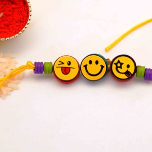 Send emoji rakhi to USA