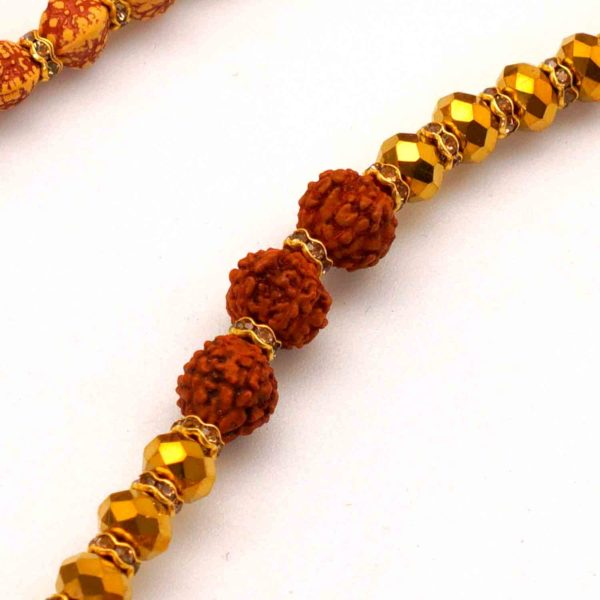 Buy rudraksh rakhi in USA