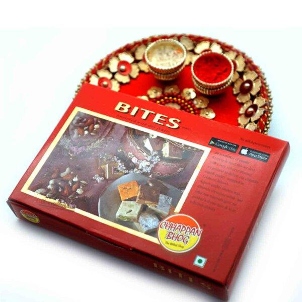 The perfect bhaidooj Confection