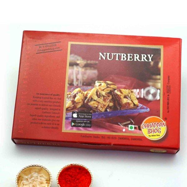 Nutberries Treats  with Roli Chawalca