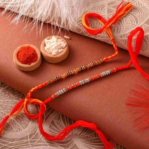 Saffron Thread of love( Set of 2)