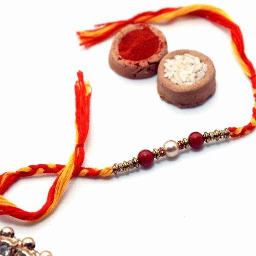Thread of tradition Rakhi