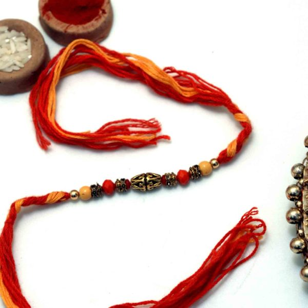 Colors of India Rakhi