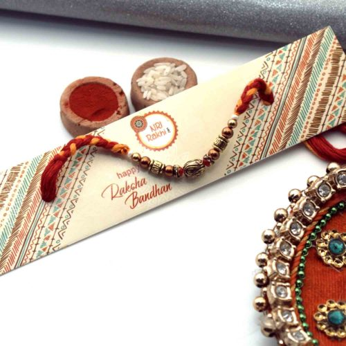 String of Affection Rakhi
