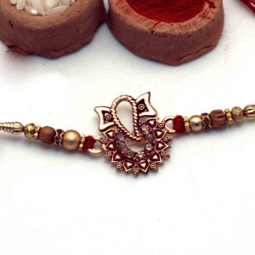 Gem Ganesha Rakhi