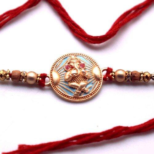 Ganesha Dial Rakhi