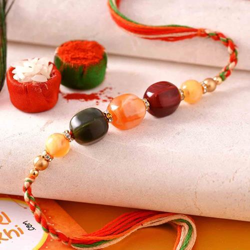 Color of Devotion Rakhi