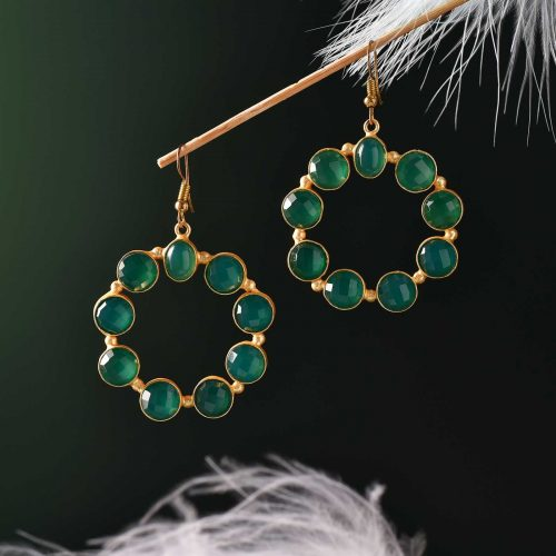 The Wreath Earrings