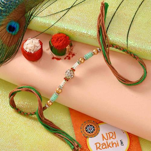Aquagreen Rakhi
