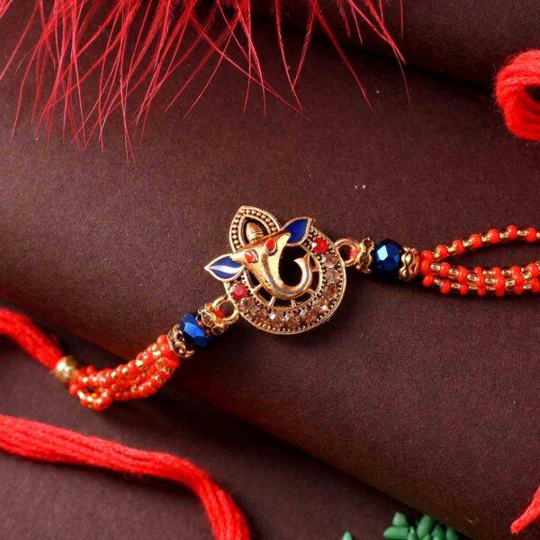 Holy Lord Ganesha Rakhi
