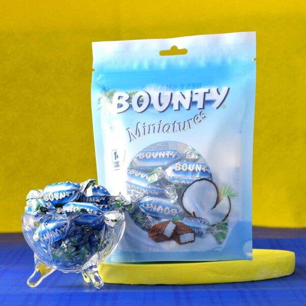 Bounty Miniature Chocolate candy (140 Gms)