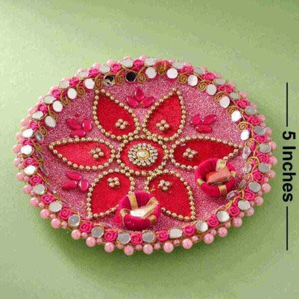 Pooja Thali (5 Inches )