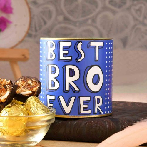 Chocolate Dipped Khajoor Laddoo (100 Gms)