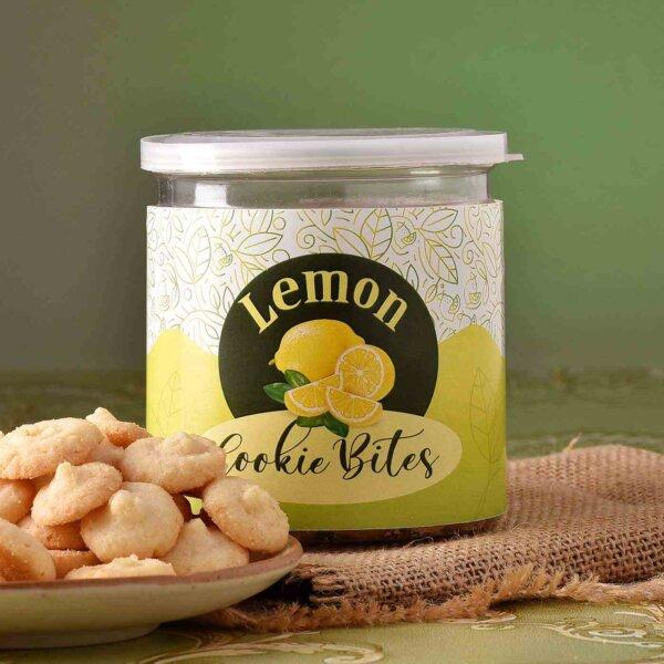 Cookies Bites Lemon Flavour (150 Gms)
