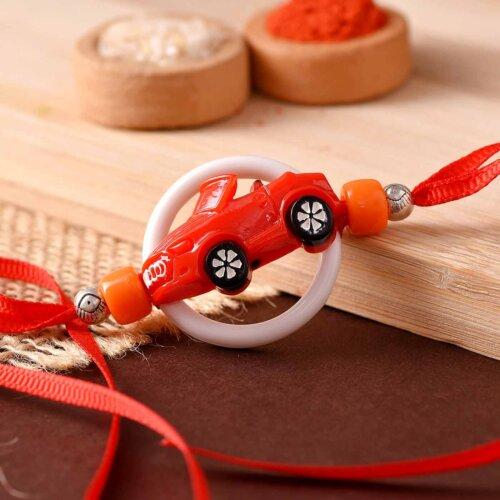 3D Toy Car Rakhi