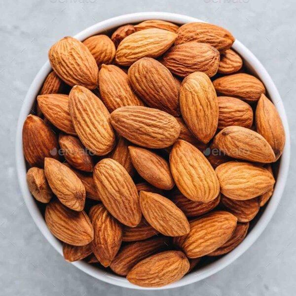 Natural Almonds 113 Gms