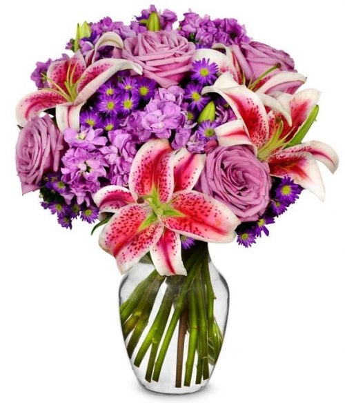Lavender Bliss Arrangement