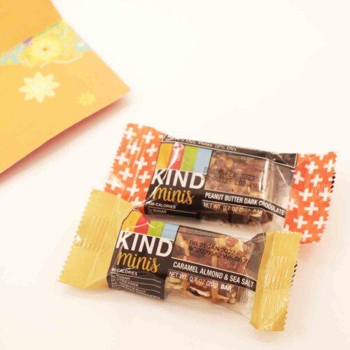 Kind Bars Caramel& SeaSalt / Peanut Butter Dark Chocolate 40Gms