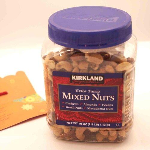 1.13 Kg Salted Mix Nuts KirkLand