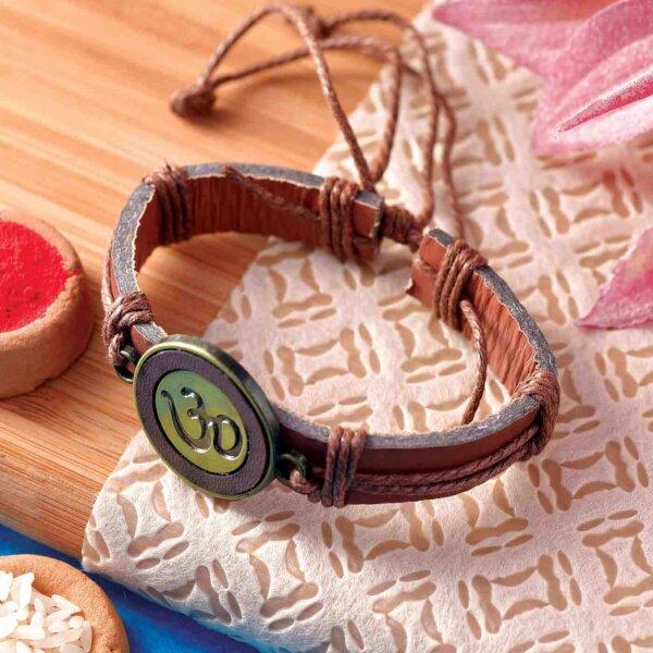 OM Bracelet Kids Rakhi