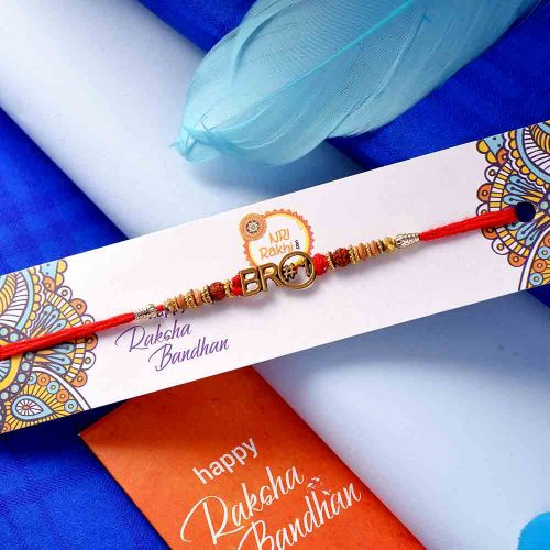 My Brother's Set of 2  Rakhi with Natural Almonds 113 Gms and JayBharat Pure Kaju Sweet Water melon 450 Gms