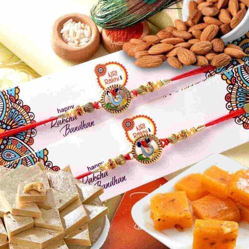 Colorful Ganesha Hamper