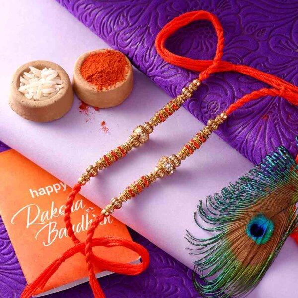 Love to Treat Rakhi Hamper